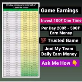 Make money easy and simple