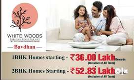 2 BHK Large Homes at Bavdhan in Rs 55 Lac Only.