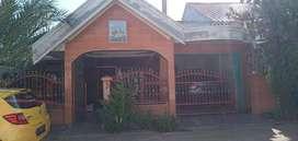 Jual Rumah kompleks OPI Jakabaring SHM luas dan murah