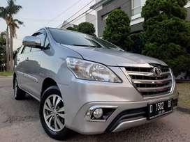 TDP57JT Toyota Innova G Matic 2014/2015 KM 80 RB Istimewa Jarang Ada