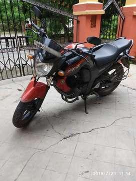 Good condition FZS bike