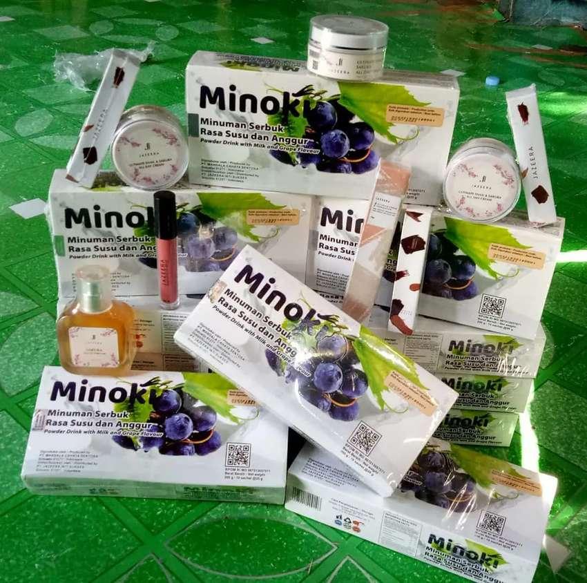 Minuman serbuk Minoki 0