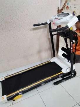 Promo Murah Treadmill Elektrik Sepeda Statis Home gym ID 7258867