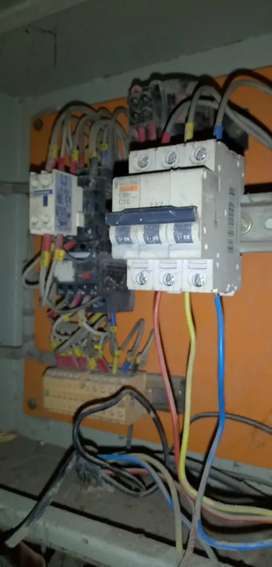 All Electrical maintenance