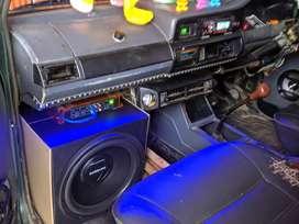 Paket audio mobil toyota daihatsu honda Mitsubishi Nissan murah mantap