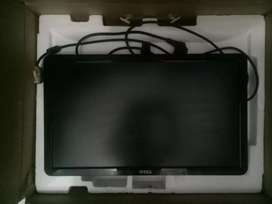 Monitor komputer Dell 23 inch berikut TV combo