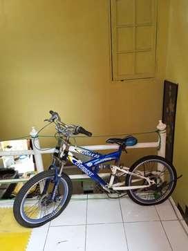 """Jual apa adanya sepeda BMX Everbest uk 20"""""""