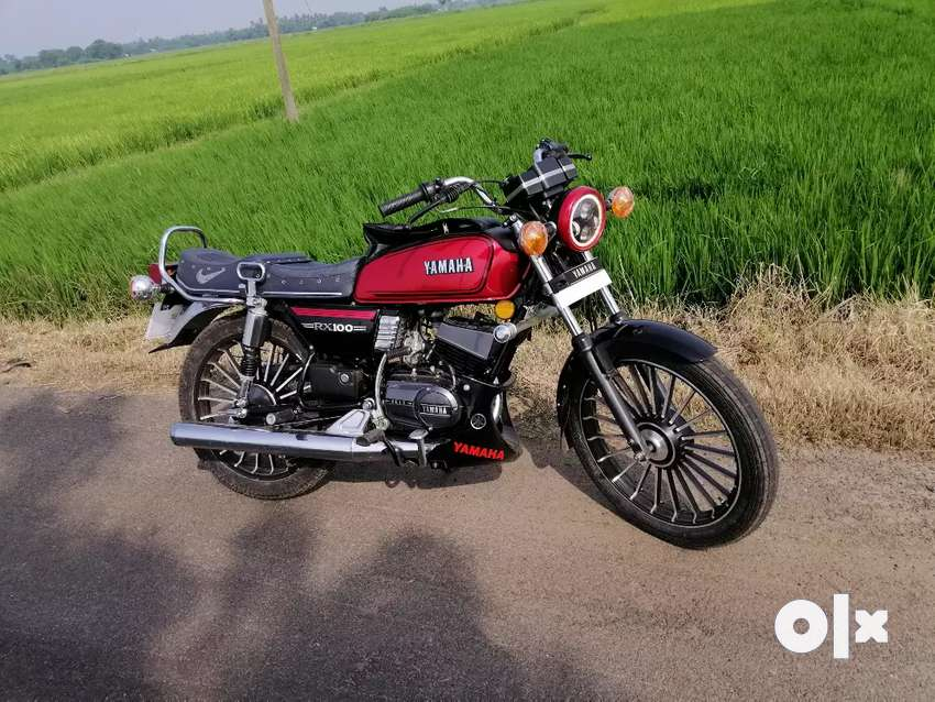 Yamaha rx 100 all parts new and  fc valid 2024,insurance 16/11/2020 0