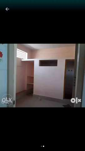 Room with attached bathroom is rent at durgigudi