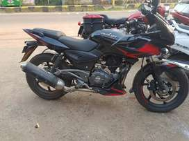 Sell my new pulsar 220 ABS