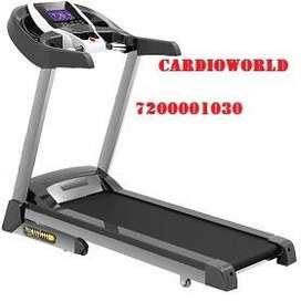 Discount sales on Treadmills at cardioworld