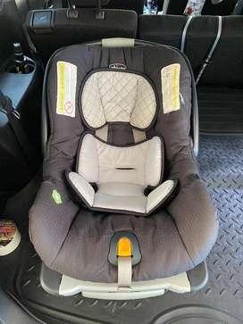 [BEKAS BERKUALITAS] Dijual Car Seat Carseat Chicco Keyfit 30