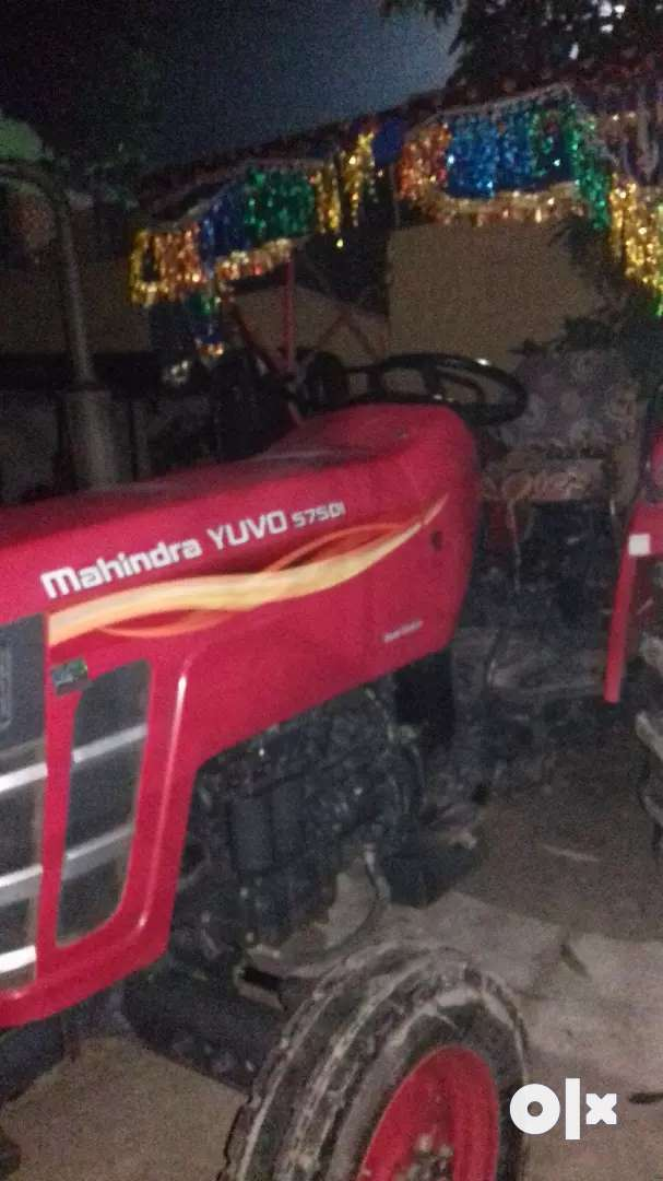 Mahindra yuvo 575 in superb condition 0
