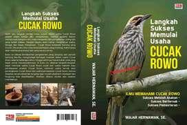 Buku Belajar Cucak Rowo