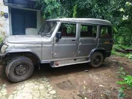 Mahindra Bolero 2008 Diesel Good Condition Price negotiable