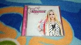 Jual CD Audio Original Avril Lavigne