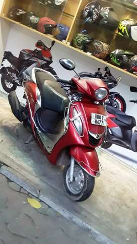 Mint Condition Yamaha Fascino For Sell
