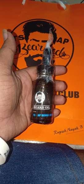 Beard oil vk treand set