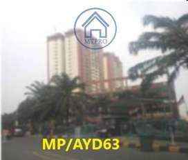 Apartemen Graha Cempaka Mas 2 BRDilelang Sangat Murah Banting Harga BU