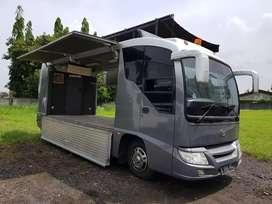 Toyota dyna 130 XT.Bus caravan.Stage bus.full hydrolic