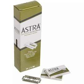 Astra double edge Shaving blades(Gillette imported)