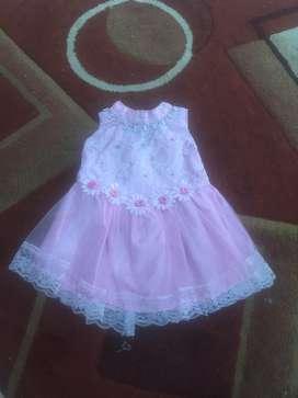 Baju dress/ baju pesta anak
