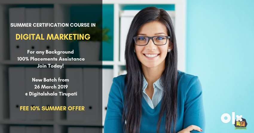 Summer Certification Training in Web Design & Digital Marketing 0