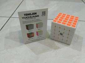 Rubik 5x5 Yongjun Yuchuang Whitebase 5x5x5