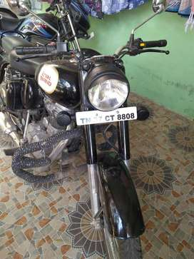Good condition single handed bike.. used rarely