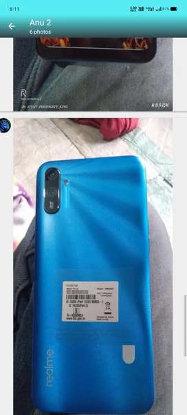 Realme C3 NEW CONDITION ((4+64))ONE MONTH NEWS