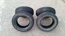 Used tyres in good condition