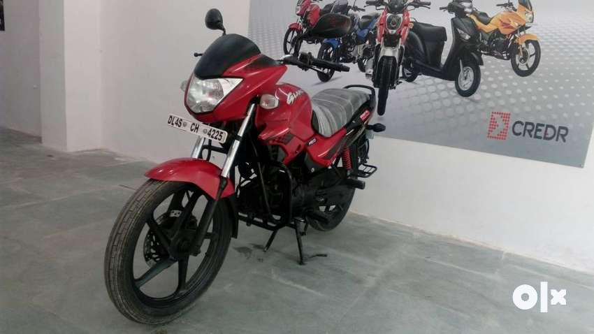 Good Condition Hero Honda Glamour Std with Warranty |  4225 Delhi 0