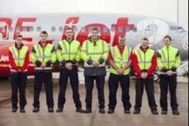 Urgent hiring at Airport jobs