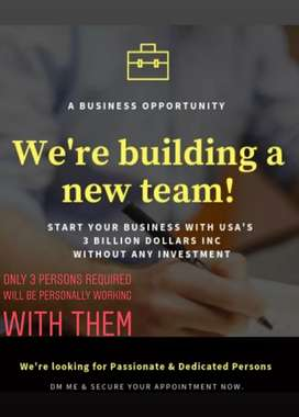 Looking for a Buisness Opportunity!!!
