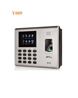 ZKTeco K40 Biometric RFID Card Fingerprint Attendance Machine  Y009