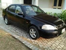 Honda Civic Automatic Exchangable with Corolla Petrol above 2004 model