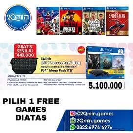 PS4 MEGAPACK PLUS BUNDLE GAMES