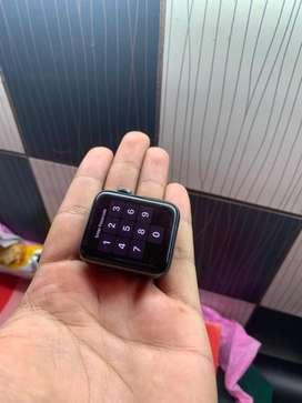 Apple watch series 3 42 mm nike plus edition