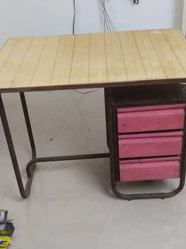 Study Table or Office Table.