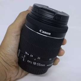 Canon 18-55mm IS STM
