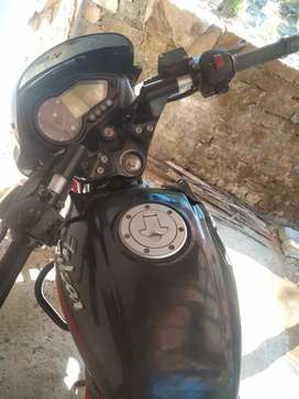 Pulsar 150 very good condition urjent selling