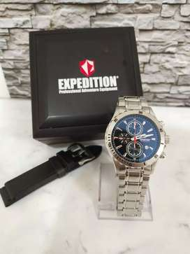 Jam Tangan Pria Expedition E6315 Ori Second Mulus Murah
