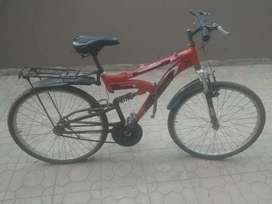 Mercury octane bicycle