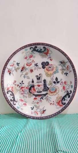Pajangan piring keramik uk.40x40
