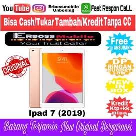 """SeDia KreDitan Murah DP ipad 7 [2019/10""""/128GB/Wifi+4G] New Apple"""