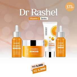 Dr Raseel Vitamin C And Whitening Series #Skincare