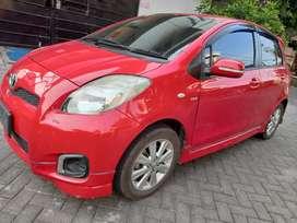 Toyota Yaris 2013 Bensin