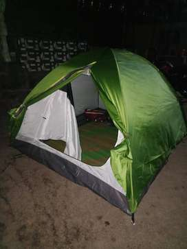Camping Tent of Quechua on Rent
