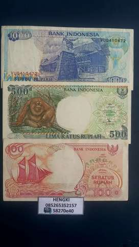Uang kuno tahun 1992