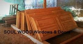 Soild  Wooden Doors